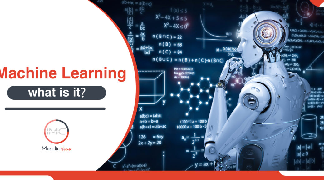 Machine Learning: what is it?