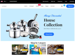 Media-House-E-House-E-commerce Template