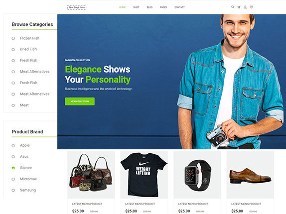Media-House-E-Shop-E-commerce-Template